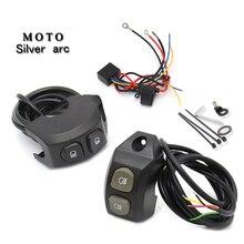 مفتاح التحكم في ضوء الضباب للدراجات النارية ، لسيارات BMW r1200gs ، r1250gs ، adventure F750GS ، F850GS ، R1200 ، GS ، R1250 ، GS LC ، مرحل ذكي