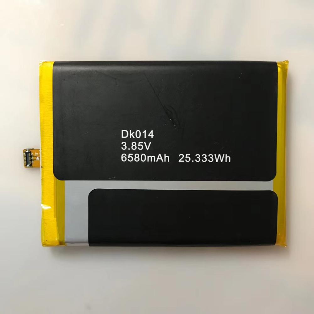 100% Original Bv9800 Pro Battery Replacement 6.3inch Blackview Bv9800 6580mAh Mobile Phone Battery