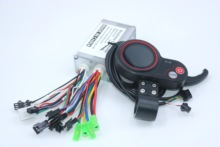GREENTIME 36 В/48 в 250 Вт BLDC контроллер двигателя для электровелосипеда, скутера, бесщеточный скоростной привод и Магнитный ЖК-дисплей