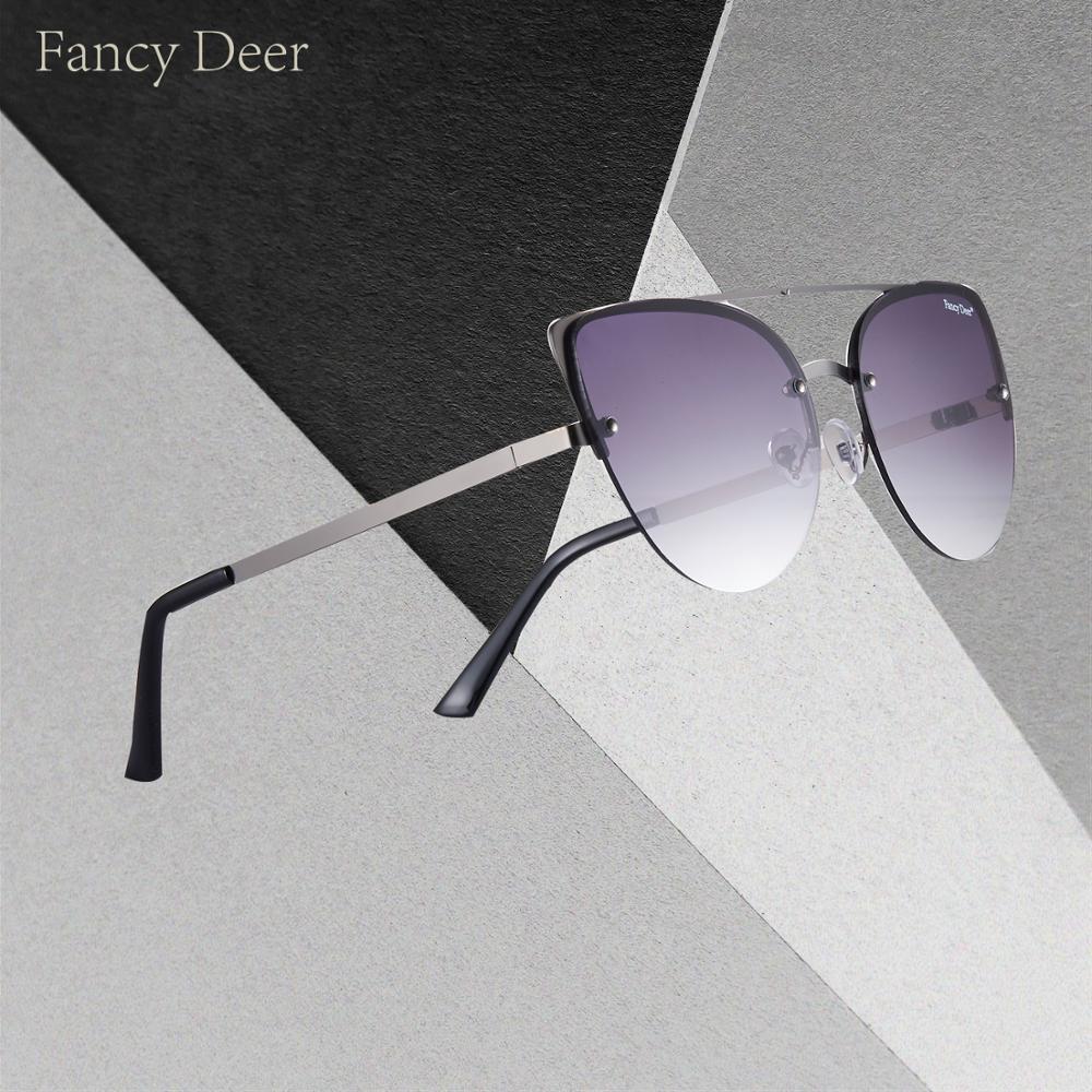 Fancy Aviator Shield Retro Sunglasses Metal Frame Men Women Fashion Shades