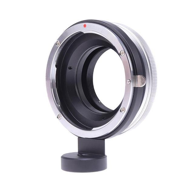 Anillo adaptador de inclinación FOTGA para lente de montaje Canon EOS a cámara Micro Four Thirds M4/3