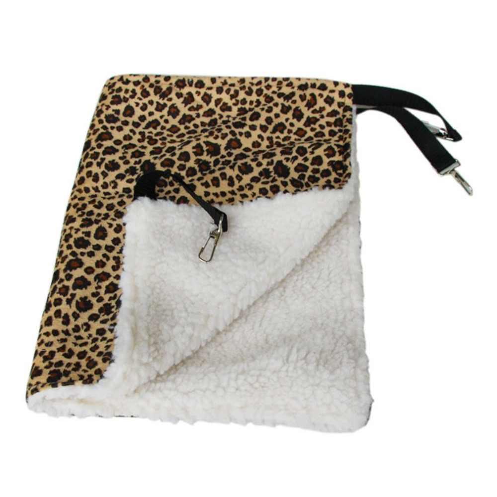 따뜻한 교수형 고양이 침대 매트 부드러운 고양이 해먹 겨울 해먹 애완 동물 새끼 고양이 케이지 침대 커버 쿠션 에어 침대 애완 동물 제품