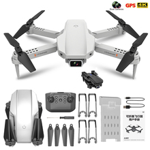 L703 Folding Drone 4K HD Wide Angle Camera WiFi Fpv Aerial Photography Remote Control Aircraft 4K Dual Camera Quadcopter Drone