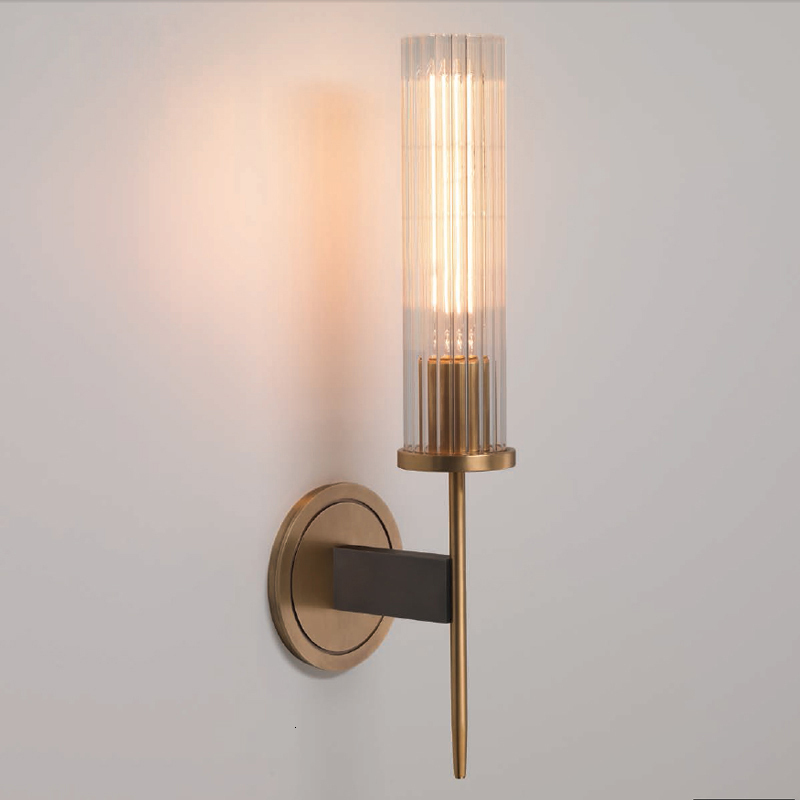 Post Modern Hotel Light Luxurious Background Wall Lamp A Living Room Bedroom Bedside Lamps And Lanterns Mirror Headlight