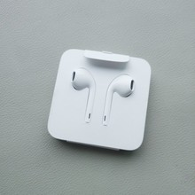 10 PCS Genuine Original Earpods Lightning plug Wired Stereo Earphone with Microp