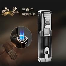 HONEST Metal Lighters Windproof Gas Lighter Cigarettes