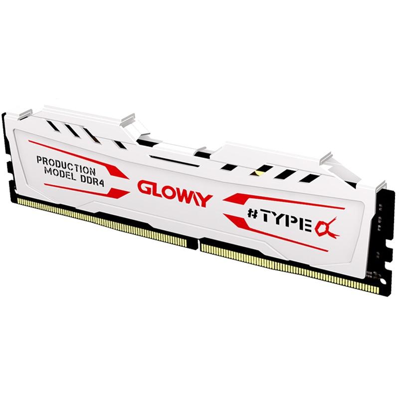 Gloway DDR4 8GB/16GB/32GB 2400MHZ/2666MHZ Desktop RAM 2