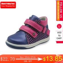 Apakowa Mädchen Schuhe Frühling Herbst Pu Leder kinder Schuhe mit Zip Anti Rutsch Kinder Schöne Sneaker für Kleinkind mädchen Eur 20 25