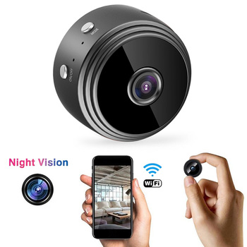 цена на Home Security Camera 1080P A9 Mini WIFI Camera Wireless Camera HD Sensor Night Vision Camcorder Motion Sport DV Video  P2P Cam