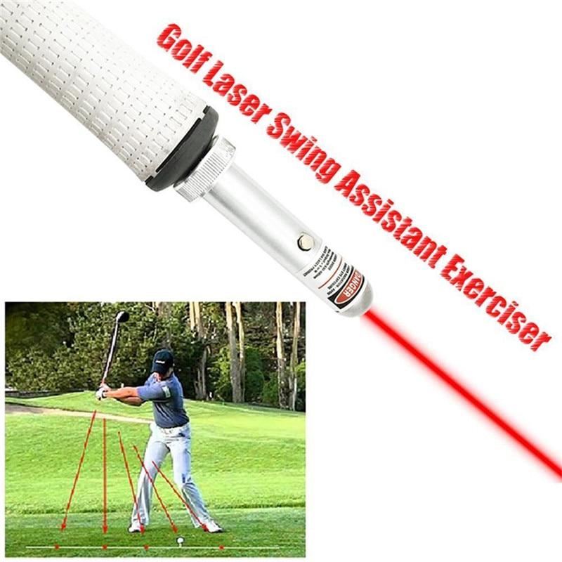 Golf Swing Corrector Laser Sight Trainer Golf Swing-Vliegtuig Training Aid Golf Pointer Spot Direction Laser Spot Richting Tools