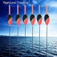 Topline Tackle fishing floats glowing carp bobber buoy lure float fluorescent night light stick