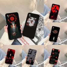 Anime hidan Itachi Phone Case For SamsungA 01 11 31 91 80 7 9 8 12 21 20 02 12 32 star s eCover Fundas Coque