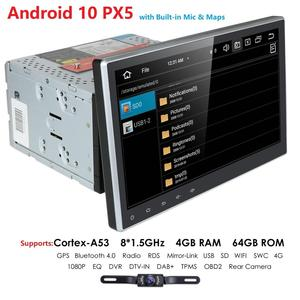 IPS 4G 64G PX5 10.1