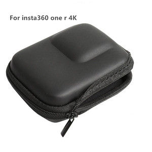 Image 3 - Étui de transport Mini sac de rangement coque de protection étanche pour Insta360 ONE R / 4K édition panoramique accessoires de caméra de sport
