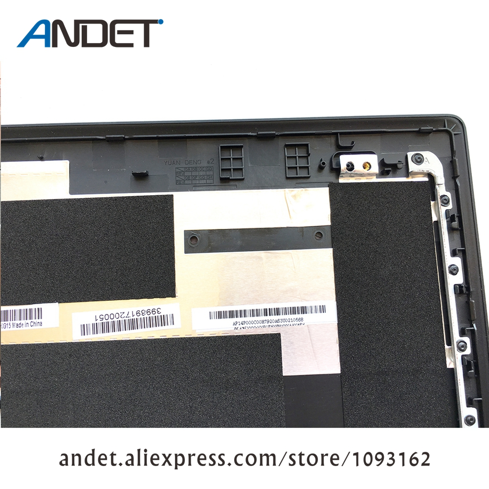 New Replacement for Lenovo Ideapad Y40 Y40-70 Y40-80 LCD Rear Top Lid Back Cover AP14P000C00