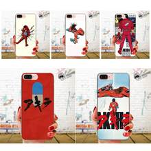 Akira 1988 Movie Anime Painted For Apple iPhone 4 4S 5 5C 5S SE 6 6S 7 8 11 Plus Pro X XS Max XR(China)