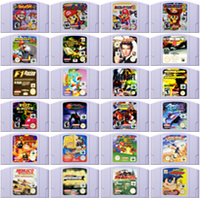 64 Bits Video Game Cartridge Games Console Card EUR Version PAL for Nintendo