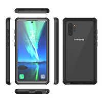 Do Samsung Galaxy Note 10 Plus uwaga 10 + 360 stopni Full Body Case pełna futerał ciężkich