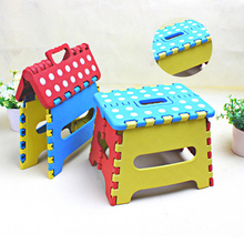 New Multifunction Children Furniture Safety Folding Stool Ou