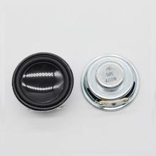 スピーカーユニット,Bluetoothスピーカー,3W,36mm,4オーム,完全な周波数,ミッドベースコントローラー,高品質,2個