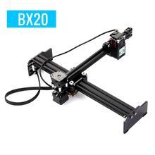20w cnc máquina de gravura a laser mini desktop gravador a laser impressora cnc roteador cortador a laser doméstico diy gravura a laser cortador