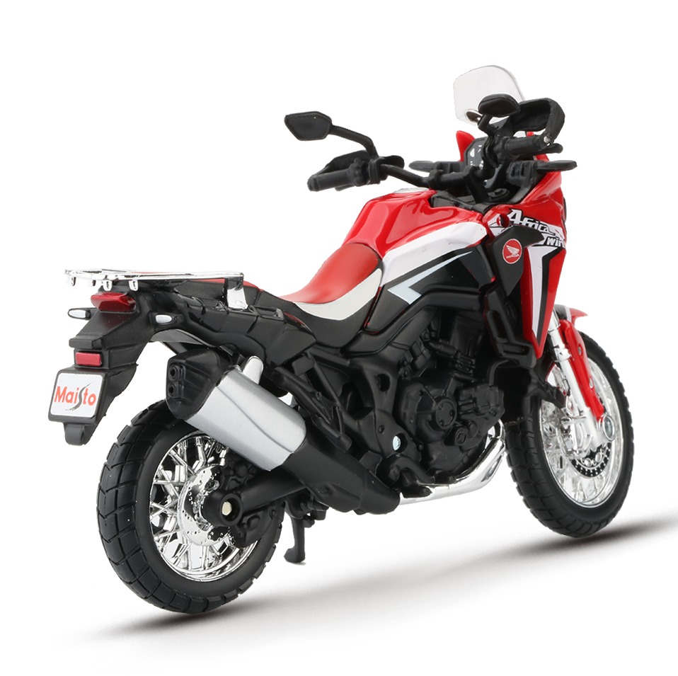 Africa Twin DCT CRF1000L Motorcycle Toy Model 12