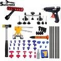 Werkzeuge für reparatur Kleber tabs Dent Reparatur Auto dent remover repair tool kit entfernung von dellen entfernung von beulen hand werkzeuge