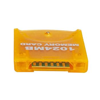 Game Memory Card High Speed Game Memory Card For Wii Gamecube 1024MB image