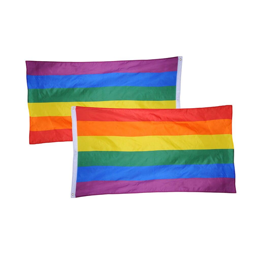 THIS GUY LIKES GUYS Gay Pride Rainbow LGBT homosexual FLAG Funny T-SHIRT  TG6