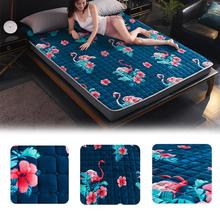 Nonslip Mattress Washable Summer Thin Mattress for Four Seasons
