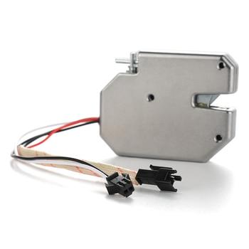 D-C 12V Mini Electrical Lock Smart Cabinet Cupboard Case Anti-Theft Universal