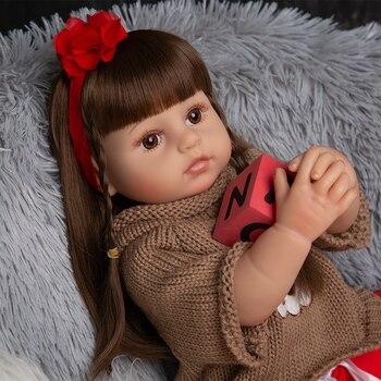 Кукла-младенец KEIUMI 22D104-C592-H55-S34-H162 5