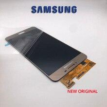 5.7 NUOVO ORIGINALE Display LCD Completo di Montaggio Per Samsung Galaxy c7 C7000 LCD Touch Screen del Pannello Digitizer Vetro