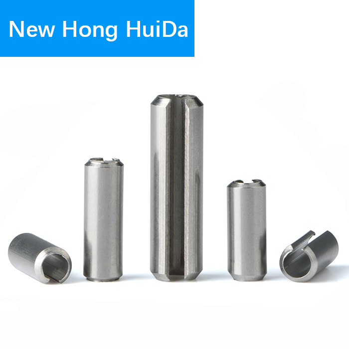 M1.5 M2 M2.5 M3 M4 M5 M6 M8 Positioning Spring Elastic Cylindrical Cotter Pin Dowel 304 Stainless Steel GB879