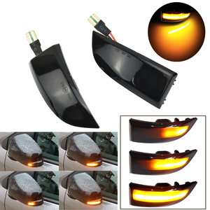 Image 3 - Repeater Indicator Dynamic LED Turn Signal Light For Renault Grand Scenic III Megane MK3 Fluence 2009 Latitude Safrane 2010 2015