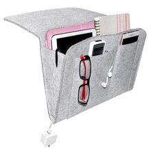 1 шт. высокое качество пеленки Caddy детская кроватка Органайзер кровать подвесная сумка для хранения многофункциональная сумка органайзер для детской кроватки Комплект постельного белья