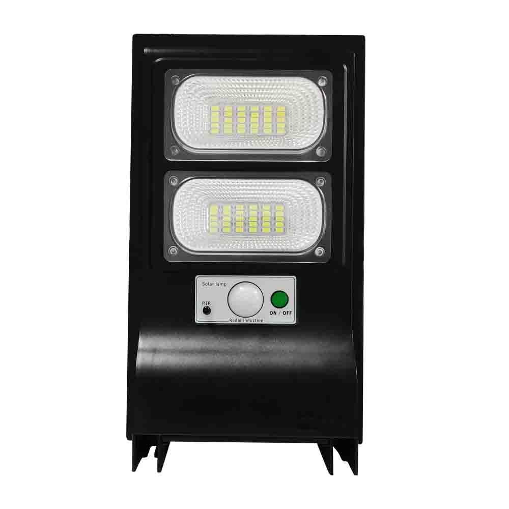 40W lampe murale extérieure pôle lampadaire énergie solaire éclairage LED 3 Modes capteur de mouvement + télécommande