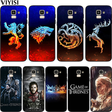 Game Thrones Luxury Phone Case For Samsung Galaxy A7 2018 A10 A20 A40 A50 A60 A70 A6 A8 A5 A9 Note 8 10 M10 M60 M20 M30 Cover