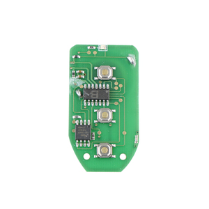 Image 5 - Yetaha 3 + 1 Tasten Fernbedienung Smart Key Für Accent Elantra Sonata OSLOKA 310T 315MHz Remtekey Mit Chip/Batterie