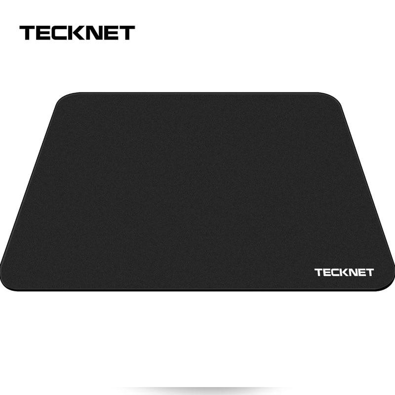 TeckNet L Size Mouse Pad Mat 32x25cm Home Office Computer Mat Non-Slip Rubber Base Double Stitched Mouse Mat For Logitech Xiaomi