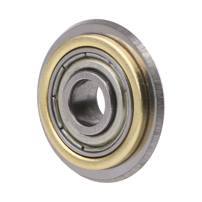 Manual Tile Brick Cutter Rotary Bearing Wheel Replacement For Cutting Machine 22mm E65B
