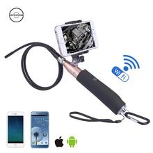 Камера-Эндоскоп для Iphone с ручкой, Wi-Fi, 1 м