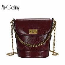 Женские брендовые оригинальные дизайнерские сумки, женские сумки, новинка, Джокер, на цепочке, на плечо, модная текстура, Диагональная Сумка-мешок