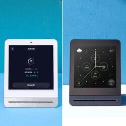 Xiaomi Mijia jasne z trawy detektor 3.1 ''IPS ekran dotykowy kompleksowe Monitor PM2.5 APP sterowania kryty odkryty detektor powietrza 5