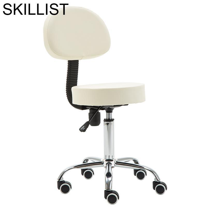 De Belleza Schoonheidssalon Hairdresser Barbero Kappersstoelen Mueble Chaise Stoelen Silla Salon Cadeira Barbearia Barber Chair