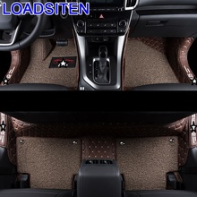 Protector Interior Accessories Accessory Decoration Decorative Auto Automobile Parts Car Carpet Floor Mats FOR Hyundai IX35