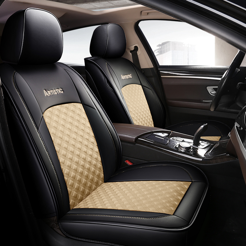 Car Seat Cover Set Universal Car Cushion for Opel Vectra A B C Auto Covers Interior Accessories Covers for the car