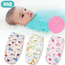 AAG Baby Sleeping Bag Sack Swaddle Newborns Discharge Envelope Maternity Hospital Discharge Kit Stroller Newborn Diaper Cocoon