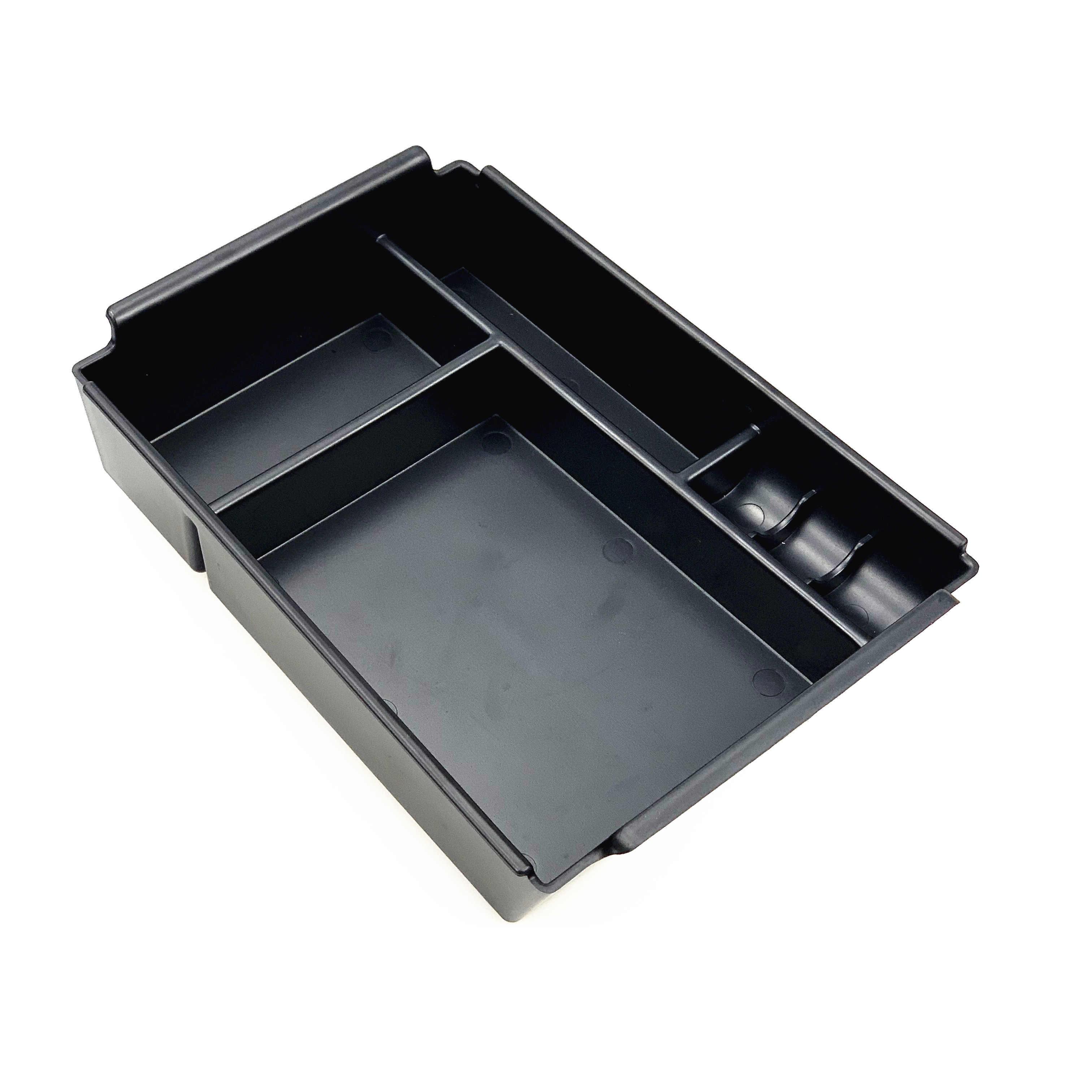 Dla Mercedes Benz M/GLE/GL/GLS klasy W166 X166 podłokietnik pudełko do przechowywania pojemnik taca organizator akcesoria kierownica z lewej strony