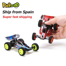 Pickwoo C8 Velocis RC Car 1:32 2.4G 2WD 4CH Remote Control Mini Crawler Vehicles Racing Model Toys for Children Ship from Spain